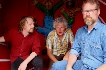 Boston Spaceships, 'Let It Beard' (Guided By Voices Inc.)