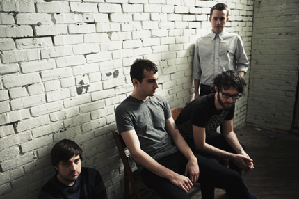 Cymbals Eat Guitars, 'Lenses Alien' (Barsuk)