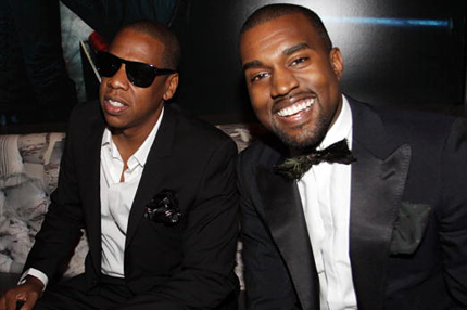 Jay-Z and Kanye West, 'Watch the Throne' (Roc-A-Fella/Def Jam/Roc Nation)