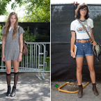 16 Cool Looks From Lollapalooza