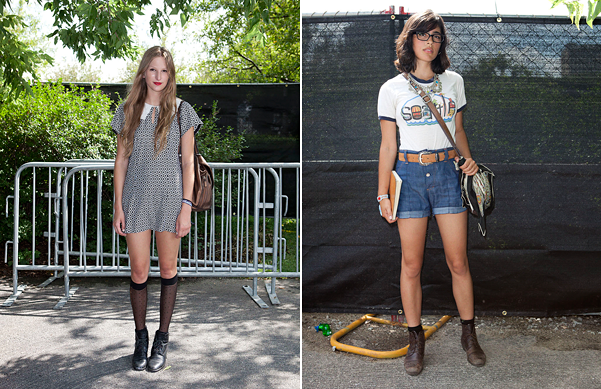 Festival Trend: Boots with Socks