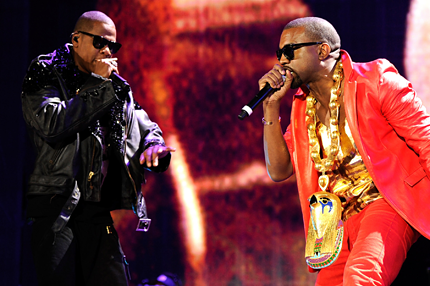 Spins track by track take on watch the throne spin brandon soderberg reviews the first six songs from jay z and kanye wests outsized new album malvernweather Choice Image