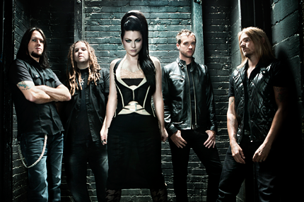 Evanescence, 'Evanescence' (Wind-Up)