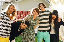Grouplove, 'Never Trust a Happy Song' (Canvasback/Atlantic)
