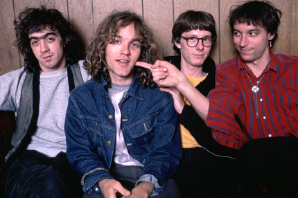 R.E.M. in 1984 (Photo: Paul Natkin/WireImage)