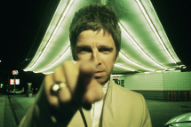 Noel Gallagher Tells Stories About Solo LP