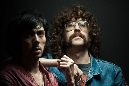 Justice, 'Audio Video Disco' (Ed Banger)