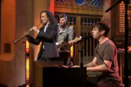 Watch Foster the People Misplay the Kenny G Card on 'SNL'