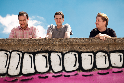 Future Islands, 'On the Water' (Thrill Jockey)