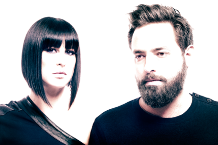 Phantogram, 'Nightlife' (Barsuk)