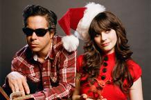 She & Him, 'A Very She & Him Christmas' (Merge)