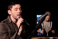 Watch the Antlers Perform 'Rolled Together' in the Moog Sound Lab