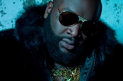 Rick Ross, 'Rich Forever' (Maybach Music)
