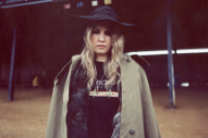 First Spin: The Big Pink Remix Ladyhawke's 'Black White & Blue'