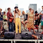 Edward Sharpe & the Magnetic Zeros Play Mondrian SoHo Rooftop!