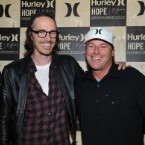 Brandon Boyd, Hurley Target Pollution