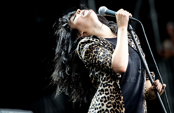 The Dead Weather's Alison Mosshart