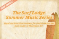 Come Party with SPIN at the Surf Lodge This Summer!
