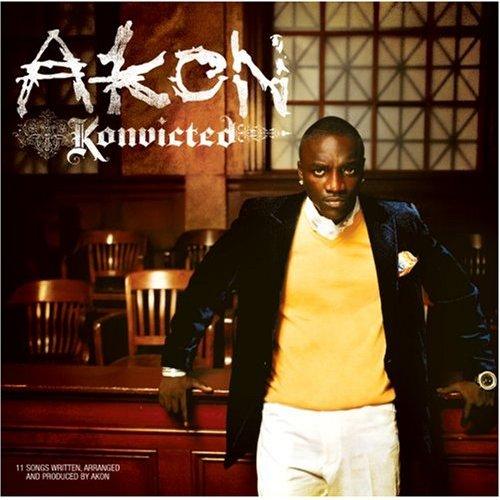 Akon, 'Konvicted' (SRC/Upfront/ Konvict/ Universal Motown)