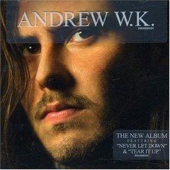 Andrew W.K., 'The Wolf' (Island)
