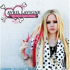 Avril Lavigne, 'The Best Damn Thing' (RCA)