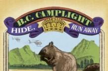 B.C. Camplight, 'Hide, Run Away' (One Little Indian)