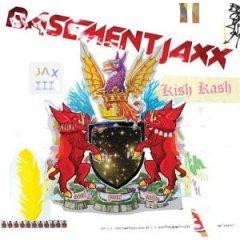 Basement Jaxx, 'Kish Kash' (Astralwerks)