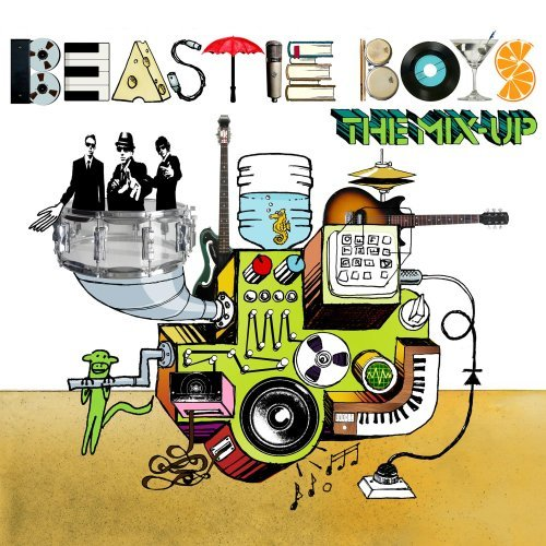 Beastie Boys, 'The Mix-Up' (Capitol)