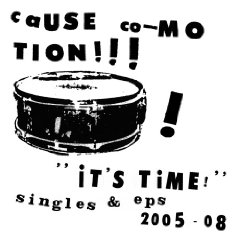 Cause Co-Motion!, 'It's Time! Singles and EPs 2005–2008′ (Slumberland)
