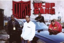 Clipse Presents Re-Up Gang, 'The Re-Up Gang' (Koch/Re-Up Gang)