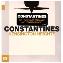 The Constantines, 'Kensington Heights' (Arts&Crafts)