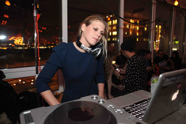 Day Four: DJ Alexandra Richards
