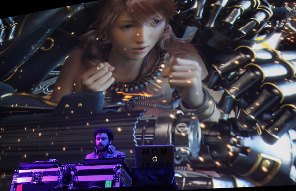 Square Enix Throws a Swanky Launch Party for Final Fantasy XIII