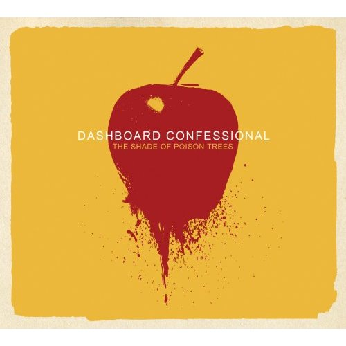 Dashboard Confessional, 'The Shade of Poison Trees' (Vagrant)
