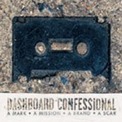 Dashboard Confessional, 'A Mark, a Mission, a Brand, a Scar' (Vagrant)