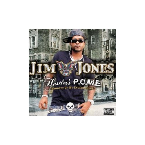 Jim Jones Hustler's P.O.M.E Intro Track 1
