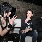 Exclusive Pics! Joan Jett & Stars at 'Runaways' Sundance Party
