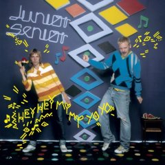 Junior Senior, 'Hey Hey My My Yo Yo' (Rykodisc/ Crunchy Frog)