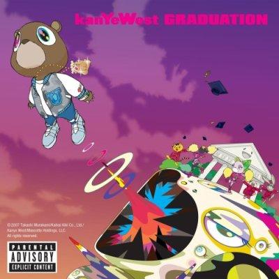 Kanye West, 'Graduation' (Roc-A-Fella)