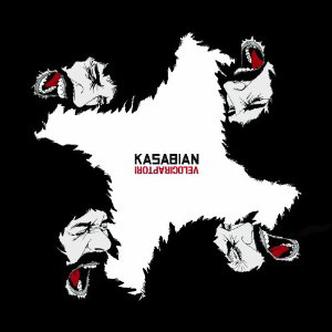 Kasabian, 'Velociraptor!' (Columbia/Sony)