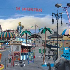 Kevin Ayers, 'The Unfairground' (Gigantic)