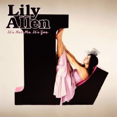 Lily Allen, 'It's Not Me, It's You' (Capitol)