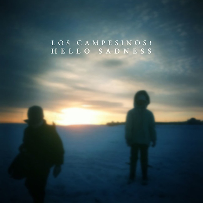 Los Campesinos!, 'Hello Sadness' (Arts & Crafts)