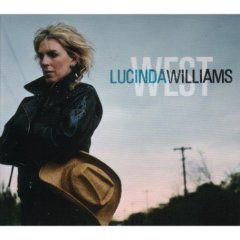 Lucinda Williams, 'West' (Lost Highway)