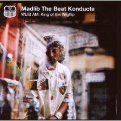 Madlib the Beat Konducta, 'WLIB AM: King of the Wigflip' (BBE/Rapster)