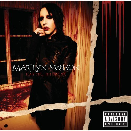 Marilyn Manson, 'Eat Me, Drink Me' (Interscope)