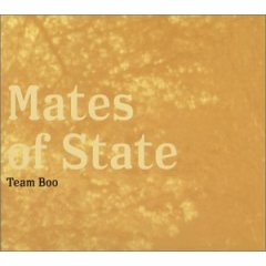 Quasi, 'Hot Shit' (Touch and Go) ; Mates of State, 'Team Boo' (Polyvinyl)