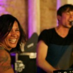 Matt and Kim Rock Opening of New Converse Flagship Store in NYC