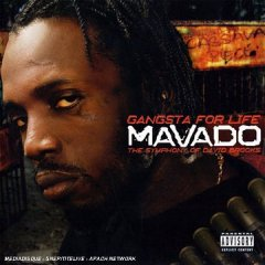 Mavado, 'Gangsta for Life: The Symphony of David Brooks' (VP)