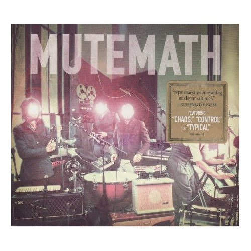 Mute Math, 'Mute Math' (Teleprompt/Warner Bros.)